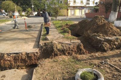 rede pluvial